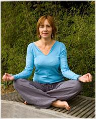 Marielle Aubert, Professeur de Yoga